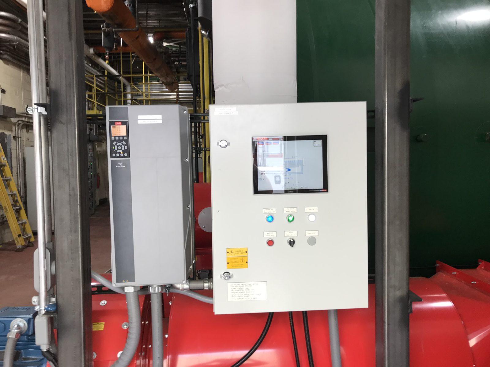 Boiler Management Control Services